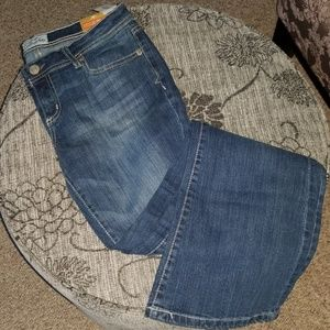 Aeropostale flared Jeans, low rise